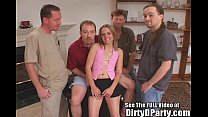 Teen Slut Amber Loses Her Anal Virginity With A...