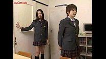912336 japanese school girls seduce and kisses 3 3 mrno thumbnail