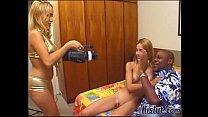Luana teamed with Sharon