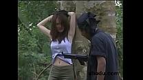 นักศึกษาไทยที่ไปในป่าโดนโจรจับไปข่มขืนอย่างหื่นในกระท่อม
