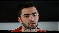 HD GayCastings - Josh Hairy asshole is pounded by the casting agent porn videos
