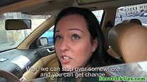 taxi her in creampie babes euro Real
