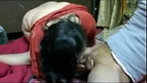 Bhabhi fuck by me in my Rome and fully satisfied with me nude without condom very hot sex