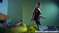 brazzers   hot milf leigh darby fucks sons friends