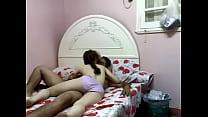 Fatima Akhtar And Her Boyfrnd In Hotel