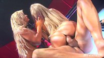 shyla stylez hot threesome