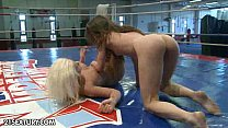 NudeFightClub presents Bibi Noel vs Amirah Adara