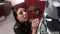 Sophia Castello cracks down on terrorism with a...