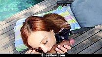 ShesNew - Redhead Horny Teen Kaylee Haze Loves ...