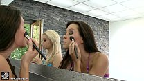 Sophie Moone and Bibi Noel Lesbian Fun