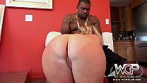 WCP CLUB Horny BBW Milf goes Interracial