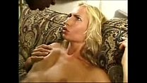 chick blonde Interracial