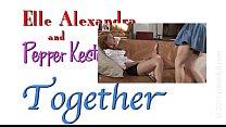 pepper kester and elle alexandra lesvian fuck