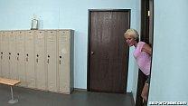 room locker the in fucked gets slut Teen