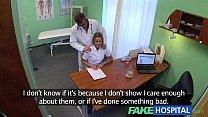 FakeHospital Hot nurse rims her way to a raise porn videos