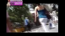 calle la por pillada argentina Culona