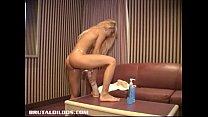huge... by brutalized blonde quebec petite Amateur