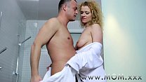 XXX MOM couple make love in the shower Videos Sex 3Gp Mp4