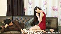 Korea girl massage for Boss