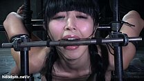 master s vigorous punishment left cute asian slave s pussy drenched with nectar
