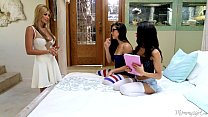 natalie monroe veronica rodriguez and lisa daniels at mommy s girl