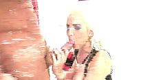 Jessie Sinclair new blonde slut first anal adve...