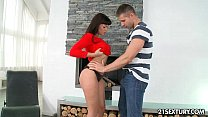 Ava Dalush amazing ass