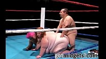 ring on bbw extra 2 fucks man midget Poor