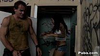 Mason Moore Fucks In a Dirty Bathroom porn videos