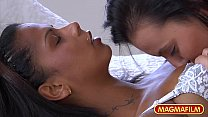 MAGMA FILM Czech out Stunning Teen Lesbians