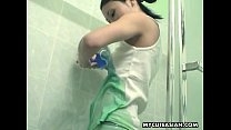 tai phim sex -xem phim sex Pouring soda all over herself in the shower