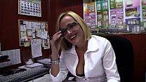 secretary milf spanish naughty with Sex