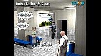 5 episode clinic. carnal comic: 3d