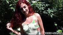Redhead Czech babe Shona River gets fucked in t...