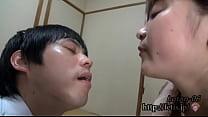 Japanese fetish girls. Sniff dick,sniff legs, s...