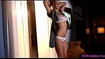 Bibi Jones sexy pornstar masturbates porn videos