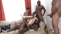 cocks black huge 4 versus gold arwen - gangbang interracial Mega