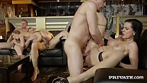 orgy an in virginity anal her loses crystal Alexis