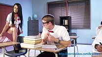 Big Tits at School -Compilation- Peta Jensen, A...
