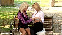 Park Passion by Sapphic Erotica - sensual lesbi...