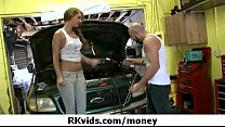3 money for fucked getting teens Gorgeous