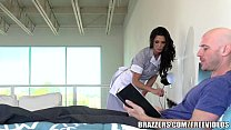 Brazzers - Sexy Latina maid Alexa Tomas gets her way