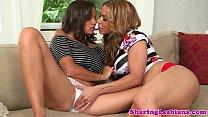 Dylan Daniels licks Shae Summers booty
