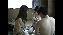 (uncensored) threesome family Japanese