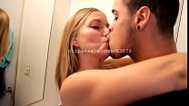 preview video3 kissing diana and Raphael