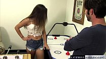 Natalie gets hard fuck from brother-in-law and a sticky facial porn videos
