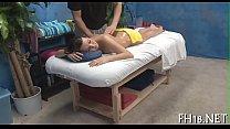 Oil massage movie
