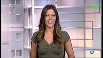 Sara Carbonero Tremenda Camiseta Ajustada 17102014