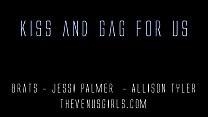 JESSI PALMER And ALLISON TYLER - BOOT & FEET SL...