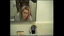 thug fucks in bathroom